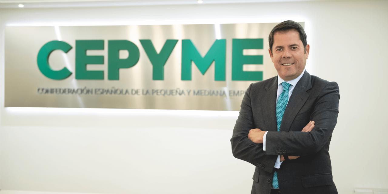 Entrevista a Gerardo Cuerva, presidente de CEPYME