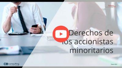 Solicitud de auditoría por los socios minoritarios