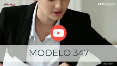 (Actualización) Modelo 347: qué es y por qué es la declaración más importante del año